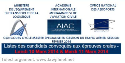aiac academie aviation