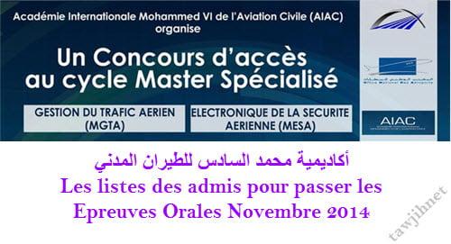 Liste-Des-Candidats-Convoqués-Aux-Epreuves-orales-AIAC