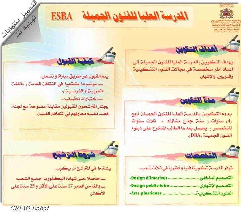 ESBA-Ecole-Sup%C3%A9rieure-des-Beaux-Arts-Casa1