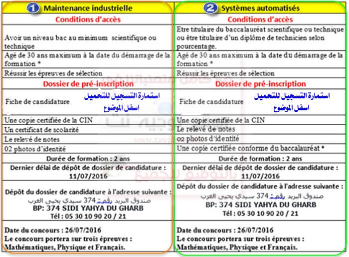 IFMIA-Kenitra-2016-2017