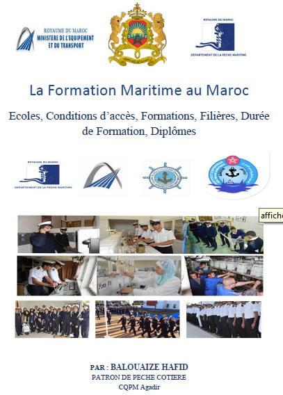 Formation-Maritime-au-Maroc