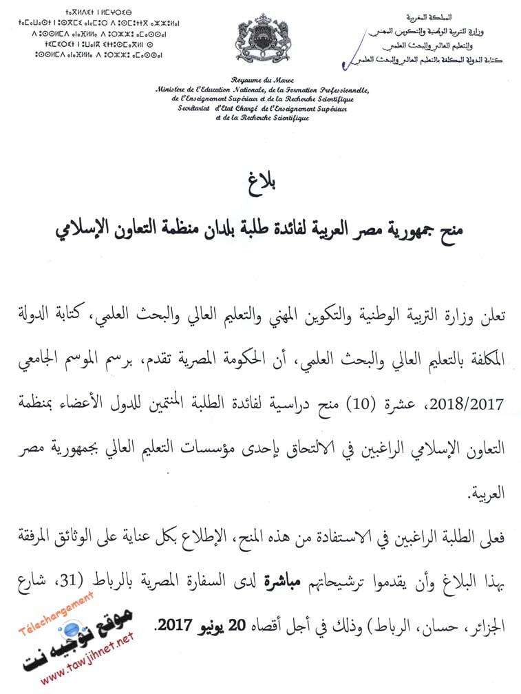 Bourse-Egypte_Bourses_OCI_2017