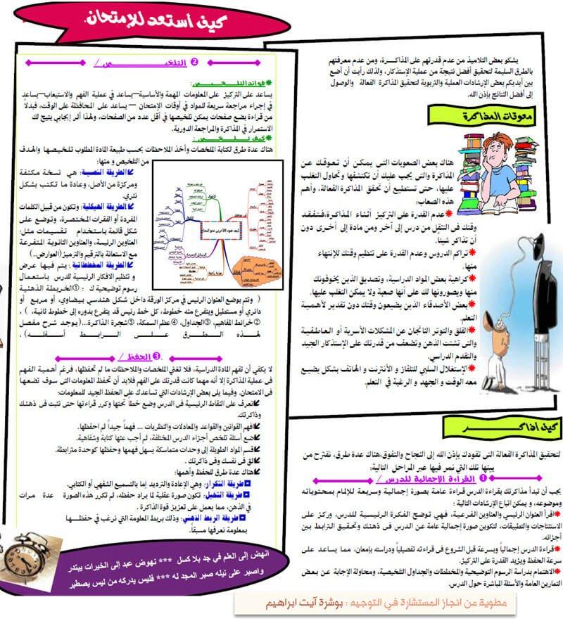 examen-prepa-bouchra-up-tawjihnet