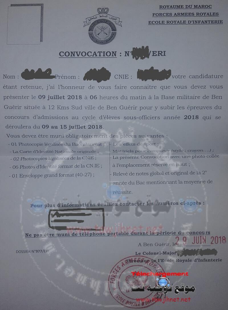 convocation-bengeurir-2018