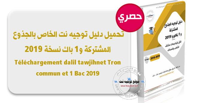 guide-tawjihnet-tc-1bac-2019