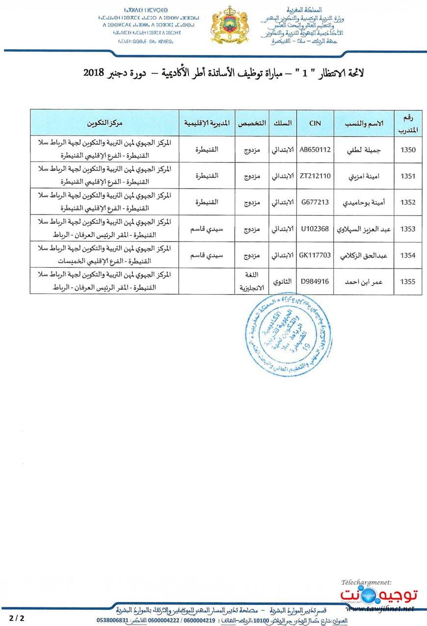 AREF-rabat-sale-kenitra-Liste-dattente-contart-2019_Page_2