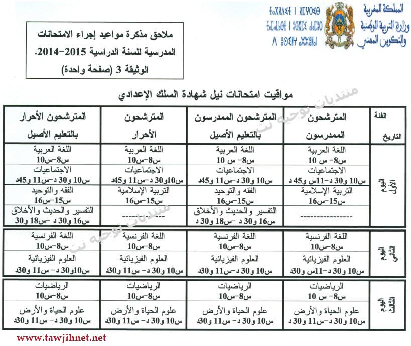 college-examen-2014