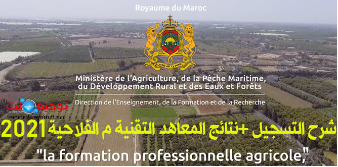 Cycles Formation Professionnelle Agricole fpa agriculture gov ma 2021.jpg