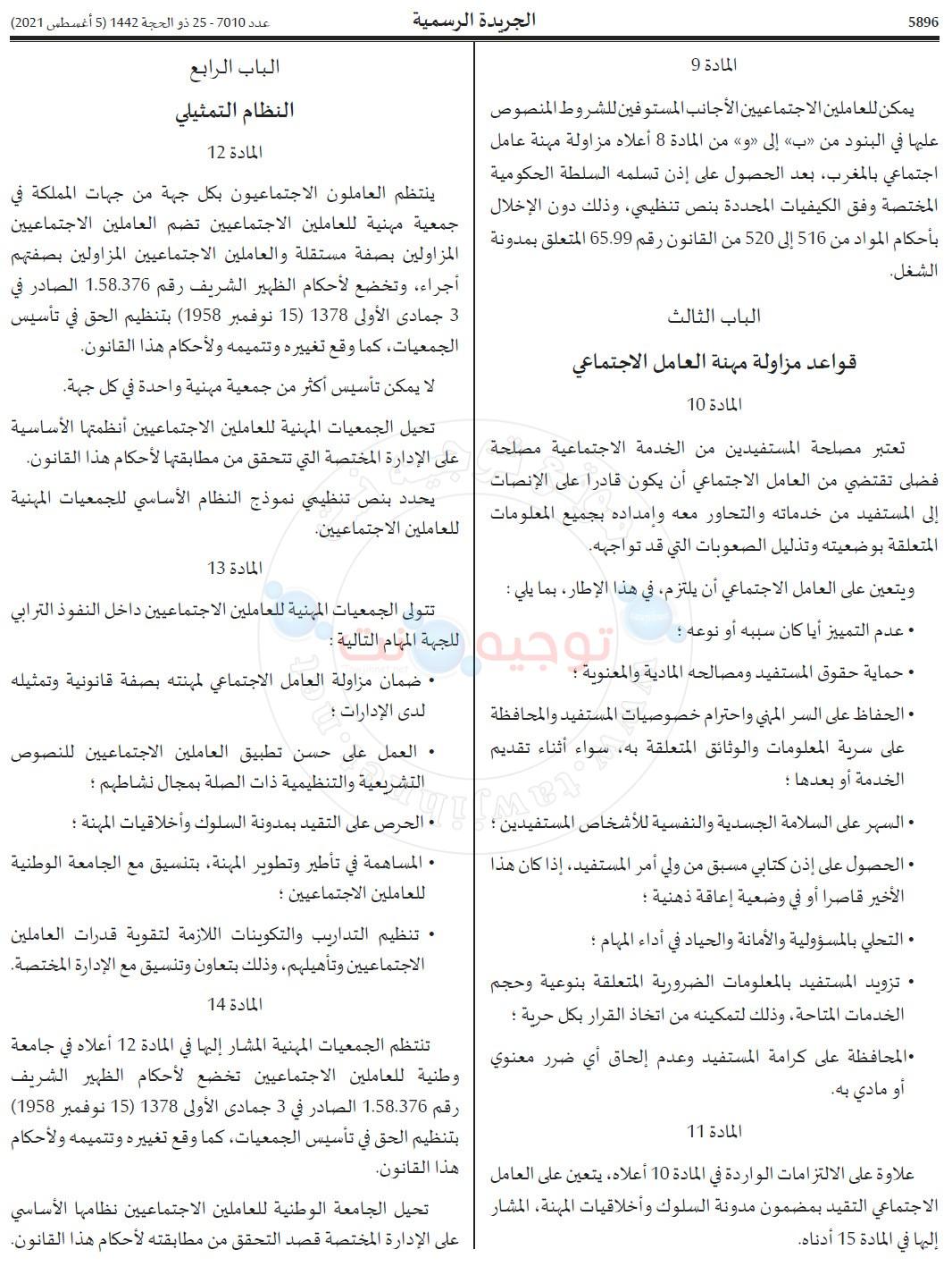 profession assisatnt social maroc  arret 2021_Page_2.jpg